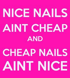 nice Pin by Julie Jones on nail tech quotes Get Nails, Love Nails, How To Do Nails, Pretty Nails, Hair And Nails, Nail Memes, Nail Quotes, Tech Quotes, Nail Salon Decor