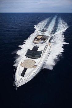 Sunseeker Sport Yacht Range 68, 80, 101, 115, 130