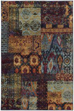 Oriental Weavers Andorra 7137A Rugs | Rugs Direct