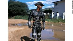 Botswana's Heavy Metal Heads