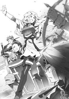 Log Horizon - Light Novel Vol 04 [Page 215]