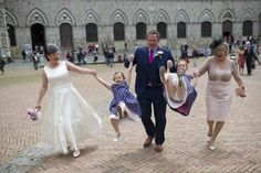 Wedding in Piazza del Campo, Siena Tuscan dmc