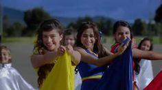 Este es el nuevo video del Himno Nacional de la República de #Colombia