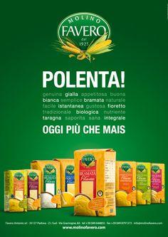 Molino Favero - #Food #Advertising