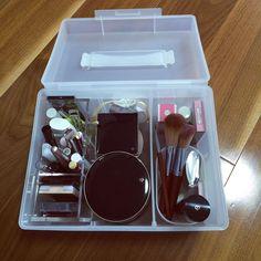 化粧品 収納/化粧品収納/ひとり暮らし/シンプル/北欧/無印良品…などのインテリア実例 - 2016-05-03 16:03:53 | RoomClip(ルームクリップ)