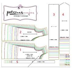 Blusa con lazo en escote: DIY   patronesmujer