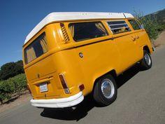 1977-vw-westfalia-camper-bus-007 by leftcoastclassics, via Flickr T3 Camper, Volkswagen Westfalia, Vw Bus, Campervan, Buses, Vans, England, Couple
