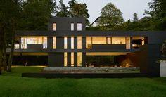 todd saunders arkitektur / hus s, øy villa tveiterås