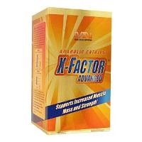 Molecular Nutrition X-Factor Advanced 100 Gels - Other Support Supplements - Performance, Muscle Building & Recovery - Sports Nutrition & More