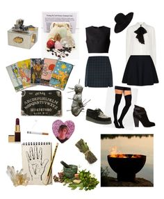 """""""BitchCraft"""" by cestwendy ❤ liked on Polyvore featuring Kelly Wearstler, Tom Ford, Bergdorf Goodman, Langdon, Underground, MANGO, TWISTY PARALLEL UNIVERSE, Forever 21, Thos. Baker and Dsquared2"""