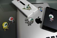 Stickers NoPerso NoWatch.net