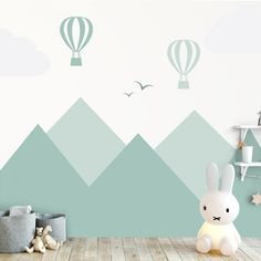 Baby Room Design, Baby Room Decor, Newborn Schedule, Cool Kids Bedrooms, Bedroom Green, Baby Room Green, Easter Bunny Decorations, Wishes For Baby, Baby Boy Rooms
