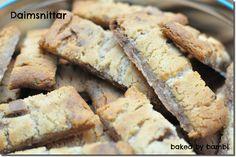 En varningstext borde följa med dessa kakor – Daimsnittar