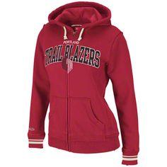 Portland Trail Blazers Red Sweatshirt