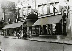Kerkstraat Den Bosch (jaartal: 1945 tot 1950) - Foto's SERC