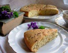 Mrs Beeton's Victorian Seed Cake - a Very Good Seed Cake. Photo by French Tart