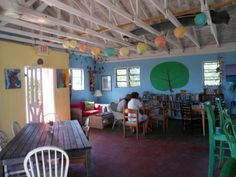 The Laughing Lizard | Gregory Town, Eleuthera