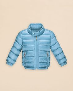 Moncler Infant Boys' Acorus Quilted Jacket - Sizes 6-24 Months