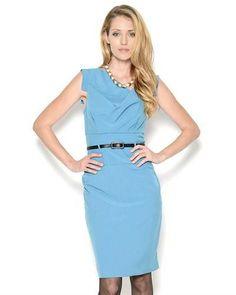 Shelby & Palmer Sheath Dress - Dresses - Apparel at Viomart.com