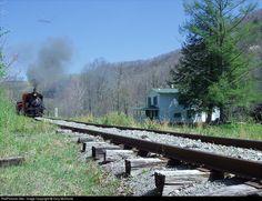 RailPictures.Net Photo: 3 Durbin & Greenbrier Valley Climax at Near Durbin, West Virginia by Cory McDonie