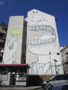 Unha verdade, en Belgrado.