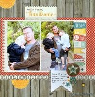 A Project by Lynette Jacobs from our Scrapbooking Gallery originally submitted 05/10/12 at 01:18 PM
