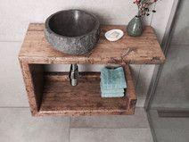 Waschtisch Gäste-WC Waschbeckenschrank