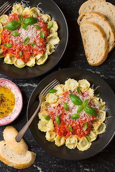 Homemade Marinara Sauce - Cooking Classy