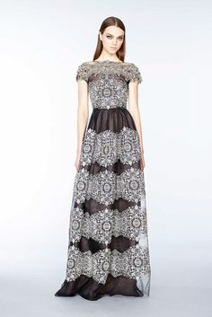 Marchesa - Pre-Fall 2015 - Look 2 of 21