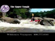 Upper Yough Rafting Near Deep Creek Lake Maryland