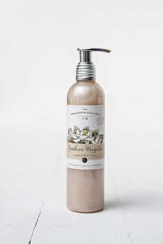 Southern Magnolia Hand & Body Wash by ChasSoapChef on Etsy