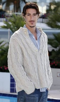 Eric Balfour In Sweater