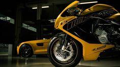 MV Agusta Mercedes AMG #motos #wallpapers