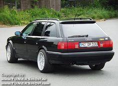 Audi A6 (C4) AEZ Radon X 8.5x18 mit 245/40 ZR 18 und 10x18 mit 245/40 ZR 18