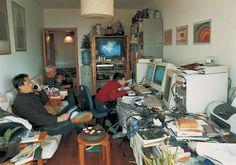 Multimedia Arts, Messy Room, Contemporary Art, Artist, Aliens, Films, Portraits, Houses, Interiors