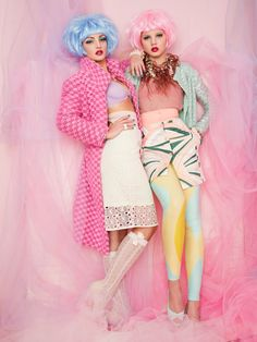 """Pastel Dreams"" by Wanda Badwal Photography www.wandabadwal.com Pastel,Fashion,Colors,Pink,Girls, Beauty"