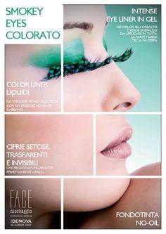 Visual Make Up by #FACENicoBaggio | ©NewIdenova