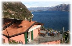 Really is a panoramic view of Lake Como and the town of Argeno and we rented this directly from the owners.