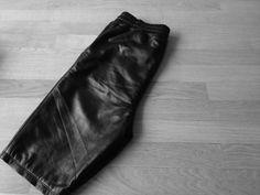 Basic Lambskin Drop Short Now Available  www.AuCourant.co/shop
