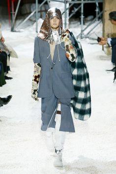 Calvin Klein Autumn/Winter 2018 Ready To Wear