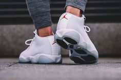 Jordan Horizon Low 'Pure Platinum'