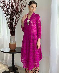 Kebaya Lace, Kebaya Hijab, Batik Kebaya, Kebaya Dress, Dress Pesta, Dress Muslim Modern, Dress Brokat Modern, Kebaya Modern Dress, Kebaya Wedding