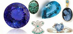 DECEMBER BIRTHSTONE Cool and Calming
