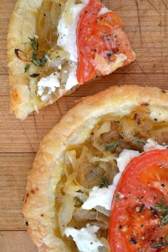Ina garten 39 s tomato goat cheese and caramelized onion Ina garten goat cheese tart