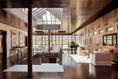 Un loft de luxe version XXL - FrenchyFancy