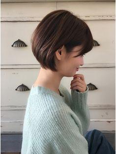 Girls Short Haircuts, Short Bob Hairstyles, Hairstyles Haircuts, Medium Hair Cuts, Short Hair Cuts, Medium Hair Styles, Korean Short Hair, Short Hair Styles Easy, Asian Hair