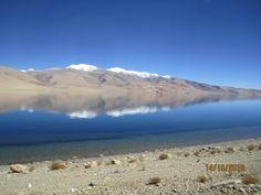 Moods of The Tso-morori Lake