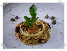 MILLEFOGLIE DI MELANZANE fragolaelettrica.com Le ricette di Ennio Zaccariello #Ricetta