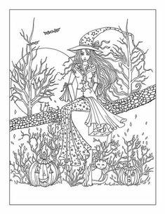 Csodaszép őszi kifestők, színezők