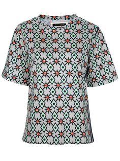Balenciaga Graphic Print T-Shirt